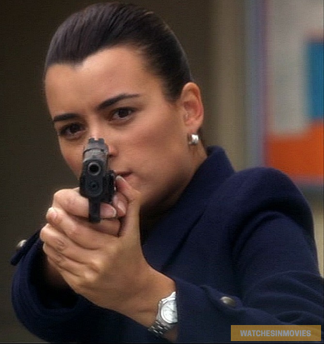Cote de Pablo Ziva David watch2